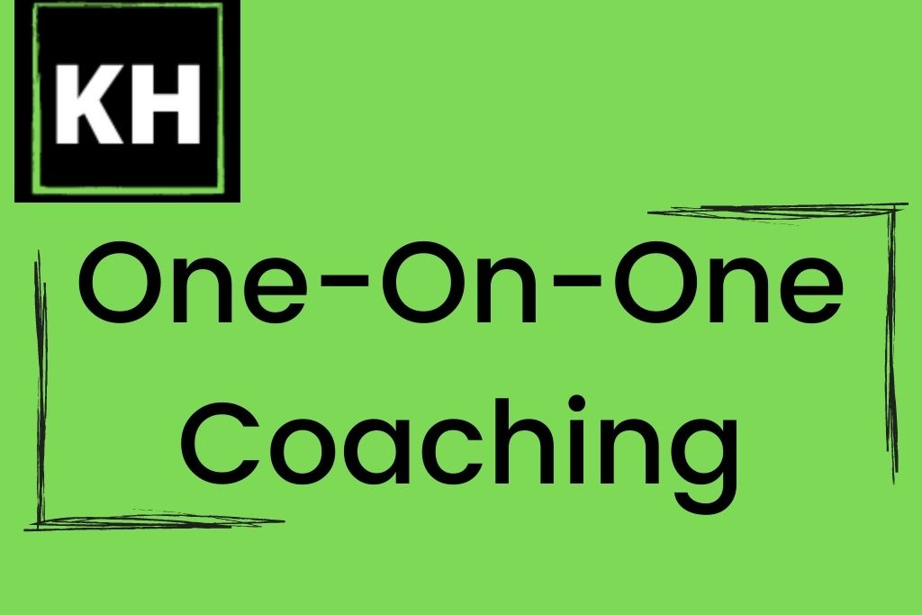 Logo for one-on-one coaching.